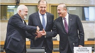 Russia, Iran and Turkey agree on Syria constitutional body - babanews