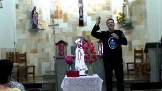 Grupo de Oração Nova Unção / Pregador Mauro / 02/09/2014