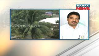 Rainfall Expected In Most Parts of Odisha In Next 5 Days