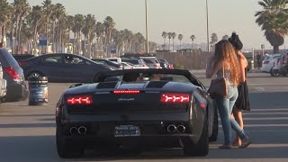 Lamborghini+Gold+Digger+Prank+with+Stutter