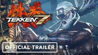Tekken 7 - Official Leroy Smith Gameplay Trailer