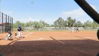 Battle on the Baseball Diamond