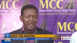IMULI SYA MAUVOO, 02- 05- 2017 Na Erastus Kithuku Nzomo