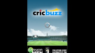 [India vs New Zealand] Cricbuzz for mobile: Follow live cricket score