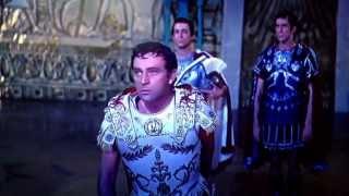 Cleopatra (1963) Throne Scene