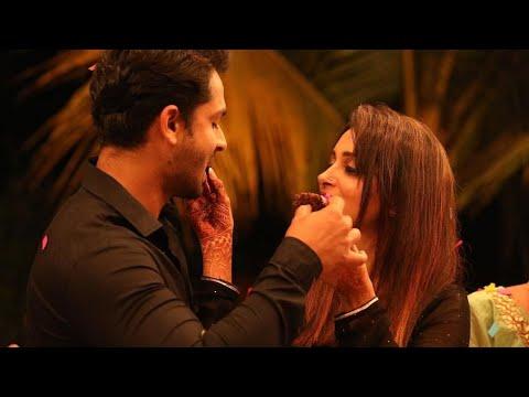 Dipika Kakar | Shoaib Ibrahim Celebrating Their First Anniversary | Live Video | Love | Interview