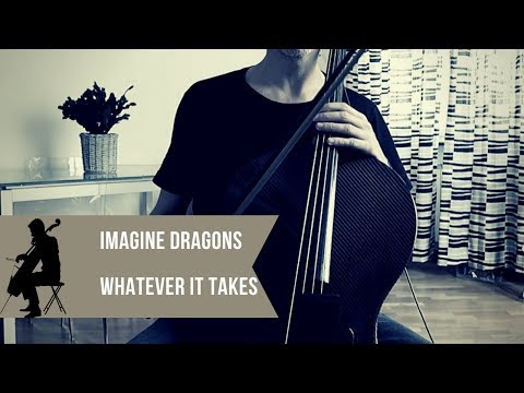 Imagine Dragons - Whatever It Takes for cello, piano and orchestra (COVER)