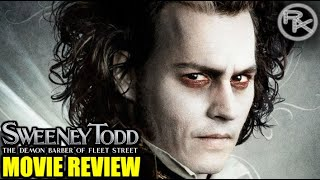 Sweeney Todd: The Demon Barber of Fleet Street movie review