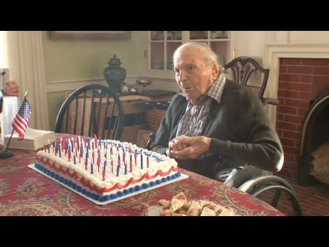 Last living U.S. WWI vet turns 110