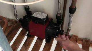 How to fit or replace a shower pump - Plumbing Tips