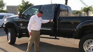2015 Ford F350 FTX Platinum Fully Loaded