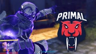 iAM vs Primal Destiny Tournament Scrims