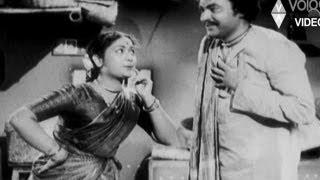 Donga Ramudu Songs - Ravoyi Maa Intiki - ANR Savithri Jamuna