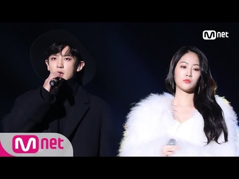 [2017 MAMA in Hong Kong] SOYOU&CHAN YEOL_I Miss YouStay With Me