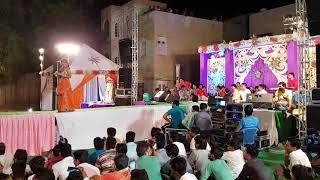 Baras baras Live bhajan Durga Jasraj At Bikaner