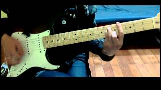 CNBLUE  Voice  guitar cover