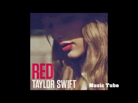 Taylor Swift I Knew You Were Trouble Audio