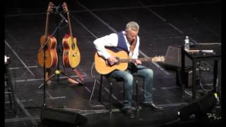 Tommy Emmanuel plays his