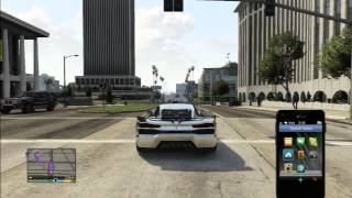اماكن السيارت  car locations GTA V
