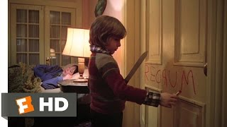 Redrum - The Shining (5/7) Movie CLIP (1980) HD
