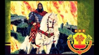 Уй варринче | Посреди поля | Chuvash folk song