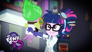 MLP: Equestria Girls - 'Mad Twience' Official Music Video