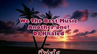 I'm the one Dj Khaled Lyrics