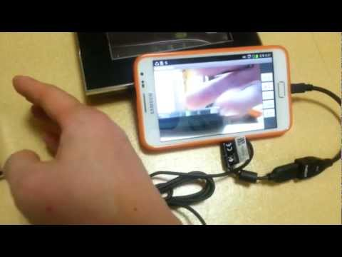 USB Camera Android Viewer & Logitech HD Pro Webcam C920 No Rooting