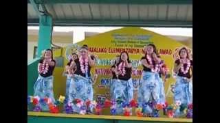 SES Kinder Teacher Hawaiian Dance Presentation MVI 4313