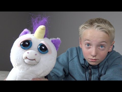 What s inside a Face Changing Unicorn