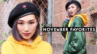 ❤️ November FASHION Favorites ❤️ | NEW Apartment! + beauty, lifestyle