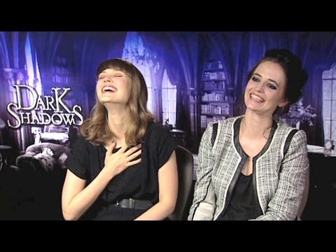 Xxx Mp4 Dark Shadows Bella Heathcote And Eva Green On Sex Scenes With Johnny Depp 3gp Sex