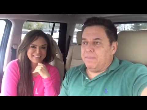 Mario Bezares y Brenda Bezares