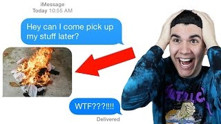 FUNNIEST TEXTS FROM EXES!