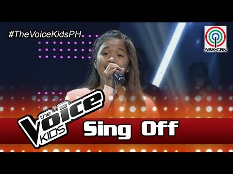 """The Voice Kids Philippines 2016 Sing-Off Performance: """"On My Own"""" by Heart"""