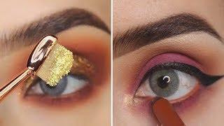 Best Eye Makeup Looks & Ideas | Eyeliner Tutorials Compilation