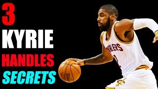 How To Dribble Like KYRIE IRVING! 3 BIGGEST Keys: Handles & Crossovers | Get Handles
