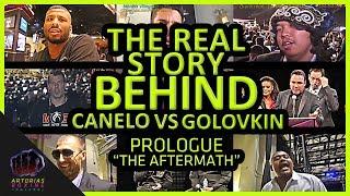 Canelo vs Golovkin The Aftermath (Documentary) #CaneloGGG