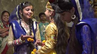 gajab kar gayi brij ki radha ( rama garden karawal nagar 5.10.2017)