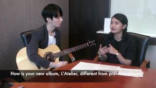 Exclusive Interview with Sungha Jung in Singapore (May 2016)