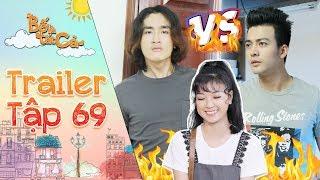 Bố là tất cả   trailer tập 69: Hoàng Bách tiếp tục hãm hại Minh Nghĩa vì Linh Giang không yêu mình?
