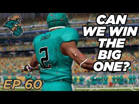 Xxx Mp4 BIGGEST BOWL GAME IN CCU HISTORY Moving On NCAA Football 14 Coastal Ep 60 3gp Sex