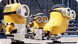 DESPICABLE ME 3 Minions Prison Trailer (2017)
