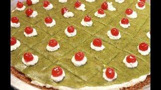 حلوى معجوئة حلاوة الجبن مع الكنافة والقشطة كتيييير يمييي 👌