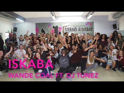 Wande Coal - Iskaba ft Dj Tunez | @reisfernando Choreography |