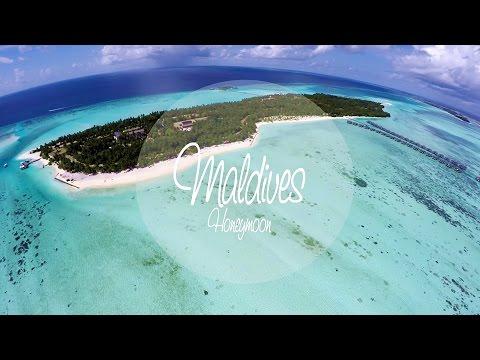 4K - Honeymoon in MALDIVES 2016 - (Sun Island Resort&Spa) DJI PHANTOM - GoPro 4