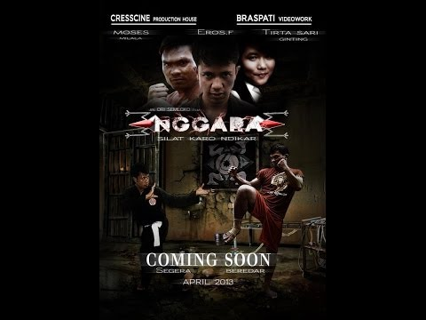 Nggara Ndikar pencak silat karo film indo
