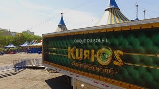 KURIOS About Tour Life - Episode 1