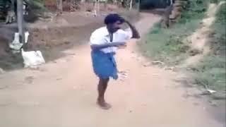 Jimikki kammal..drunk n dance funny video