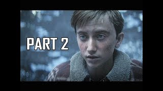 CALL OF DUTY WW2 Walkthrough Part 2 - Stronghold (Campaign Story Let's Play Commentary)